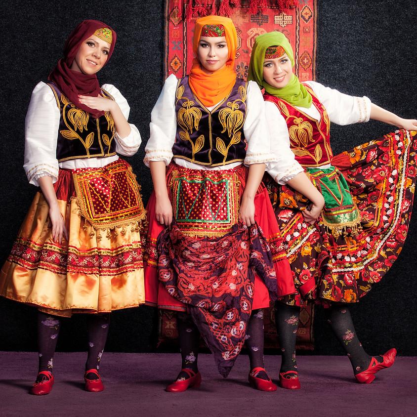 Мир костюма и танца