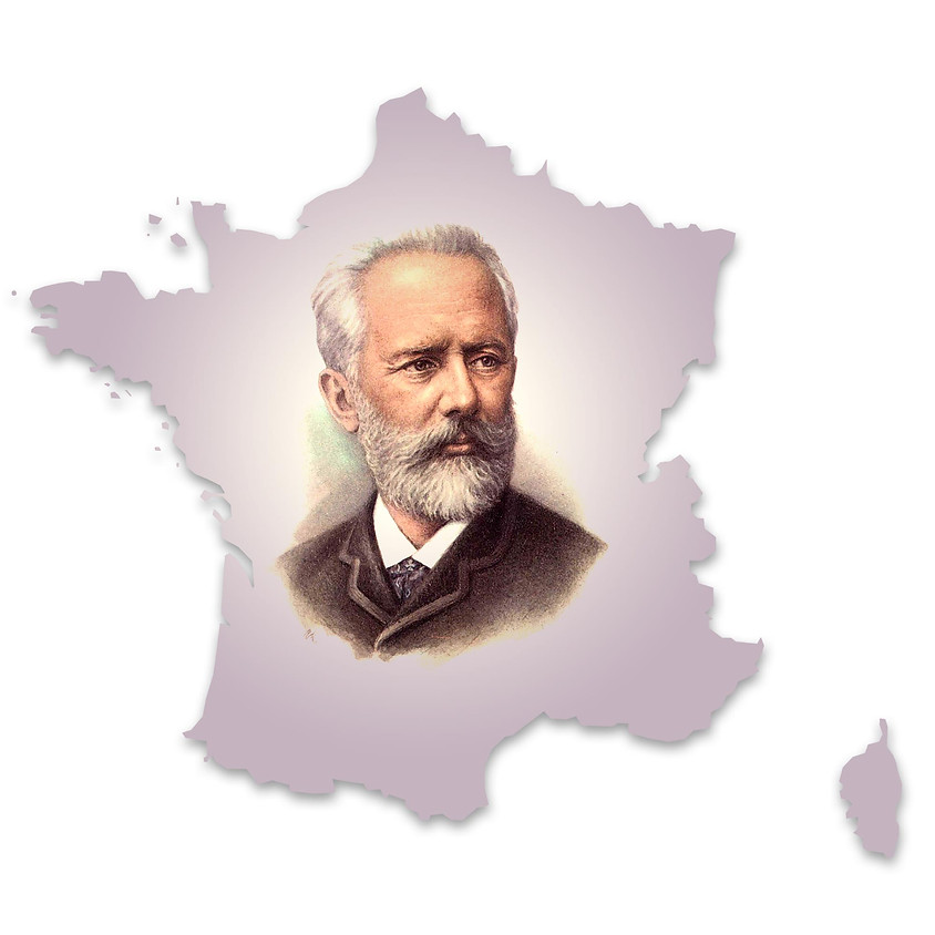 Чайковский и Франция