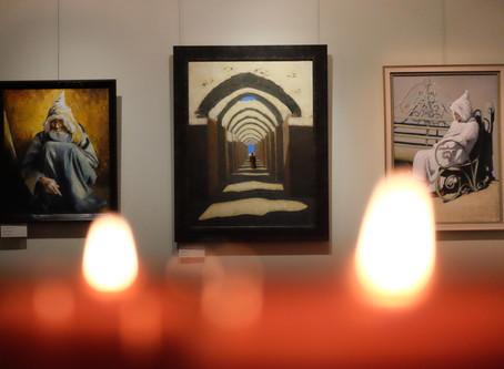 «Вкус Востока»: выставка живописи в Волошинке