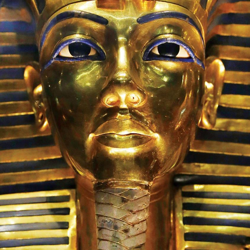 Тутанхамон. Презентация книги Николаса Ривза
