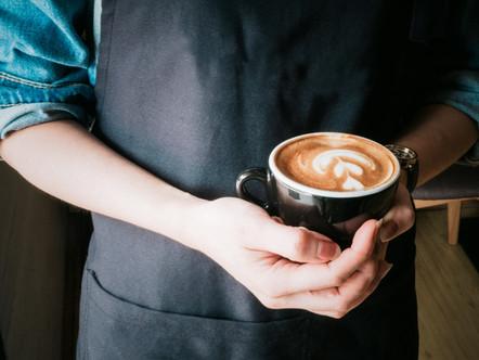 カフェインにもラブ注入♥️