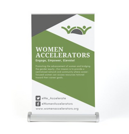 Event Tabletop Banner