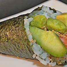 Saumon / Concombre / Avocat