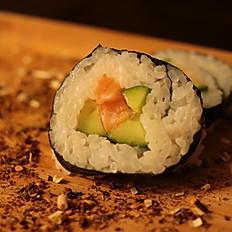 Saumon / Concombre