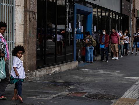 Pandemia evidenciou a vulnerabilidade de quem vive em situação de rua