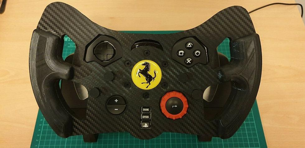 Logitech G29 GT3 style Wheel Mod (Mclaren/Ferrari)