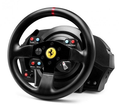 Thrustmaster T300 Racing Wheel Ferrari GTE Edition for PC | PS3 | PS4