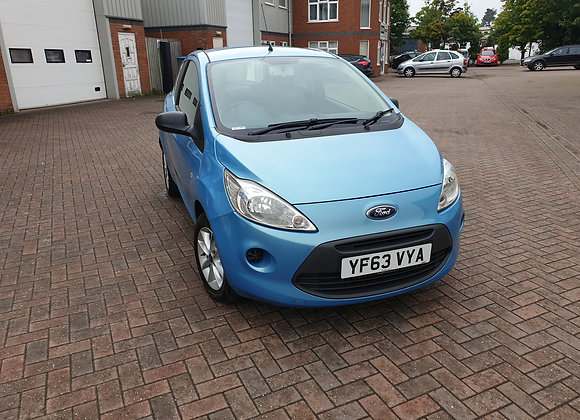Ford Ka 1.2 Studio Connect 3dr