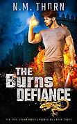 the Burns Defiance | Urban Fantasy