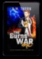 The Burns War | Urban Fantasy Novel