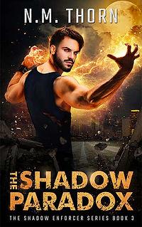 The Shadow Paradox   Urban Fantasy Book
