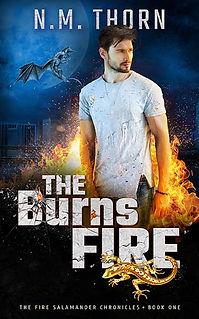 The Burns Fire | N.M. Thorn | Urban Fantasy Novel