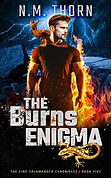the Burns Enigma | Urban Fantasy