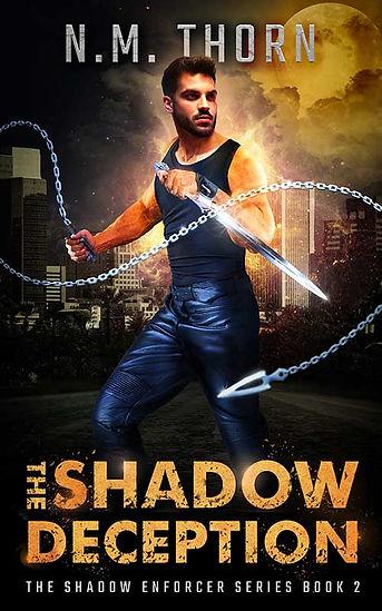 The Shadow Deception   Urban Fantasy Novel