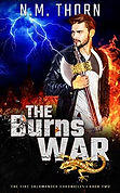 the Burns War | Urban Fantasy