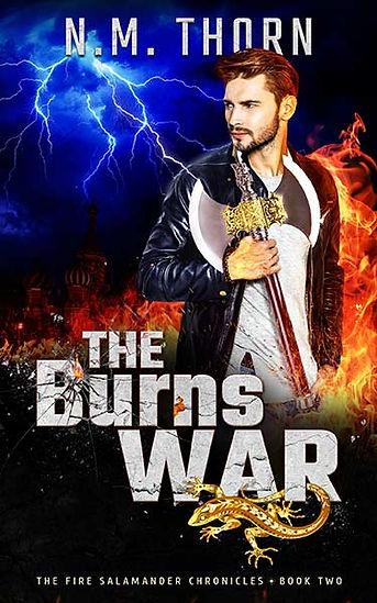 The Burms War | N.M. Thorn