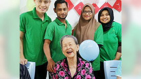 Part 2: Elderly life in a nursing home (Jasper Lodge Care Centres Malaysia)