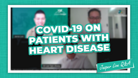 COVID-19 on Patients with Heart Disease