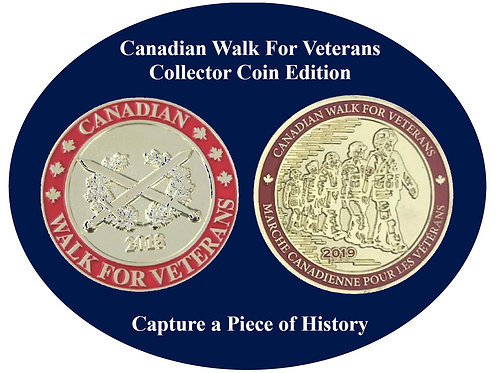 CWFV Challenge Coin Collectors set