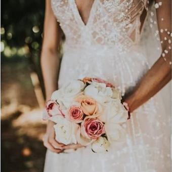 Small bride bouquet