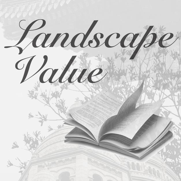 景觀價值研究主題與趨勢