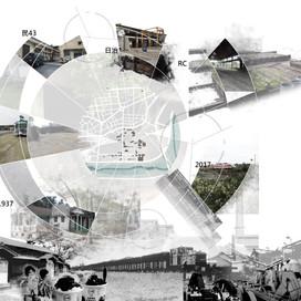 停滯與流動-新營糖廠空間規劃設計