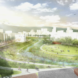 磺溪未來式-磺溪中下游水岸重建及綠帶整合計畫
