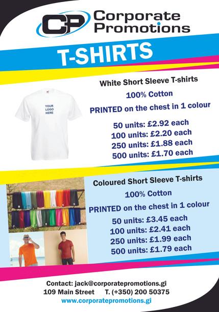 T-Shirt Offer