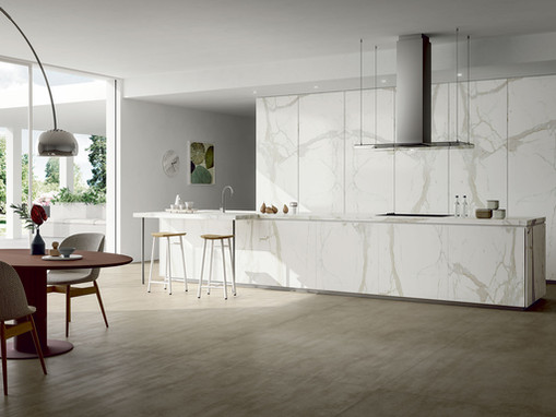 Porcelain countertops in Sarasota