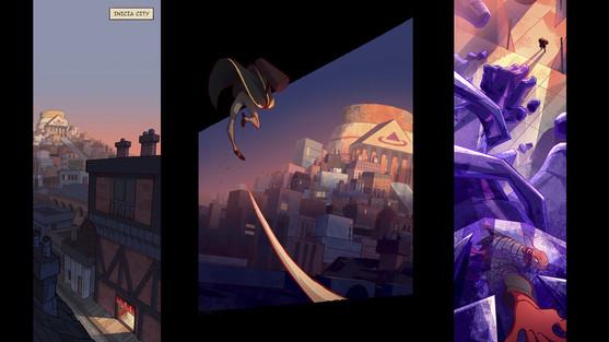 Horizon Down - Webcomic