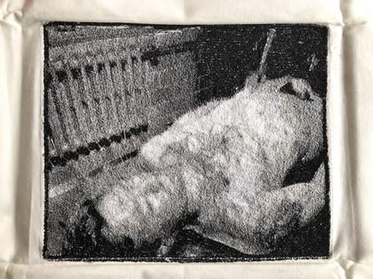 dan moran (in the morgue)