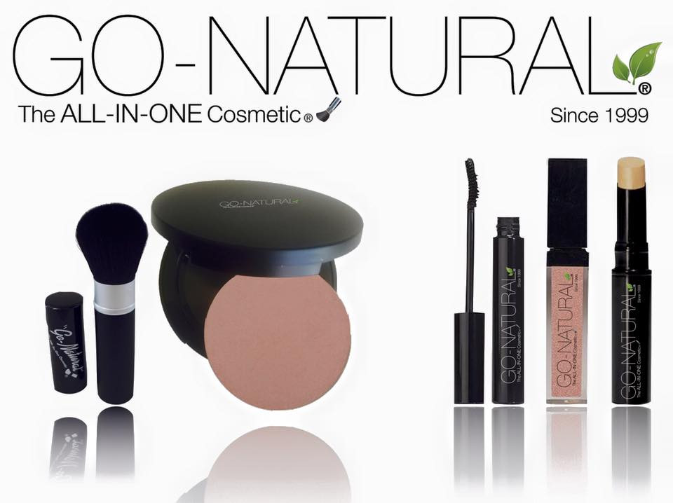 Go-Natural® ALL-IN-ONE Cosmetics®  Shop