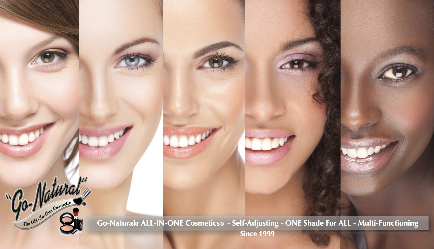 Go Natural The ALL-IN-ONE Cosmetic ®