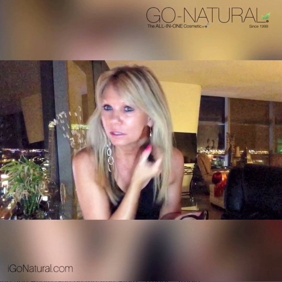 How to Apply Go-Natural ALL-IN-ONE® Powder® Slow