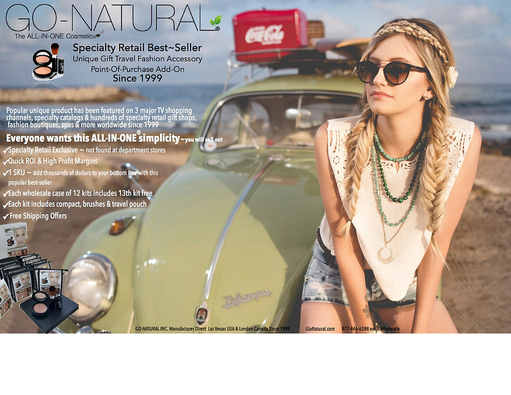 Wholesale Get Started Special Offers Go-Natural® The ALL-IN-ONE Cosmetic®