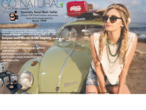 Wholesale Unique Specialty Retail Best~Seller - SPECIAL OFFERS ON NOW from GO-NATURAL®