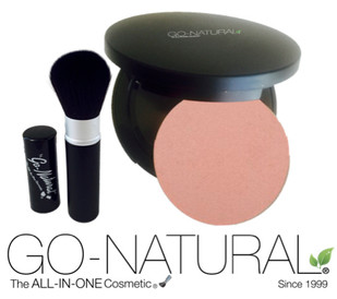 Go-Natural All-In-One Cosmetic Makeup Ma