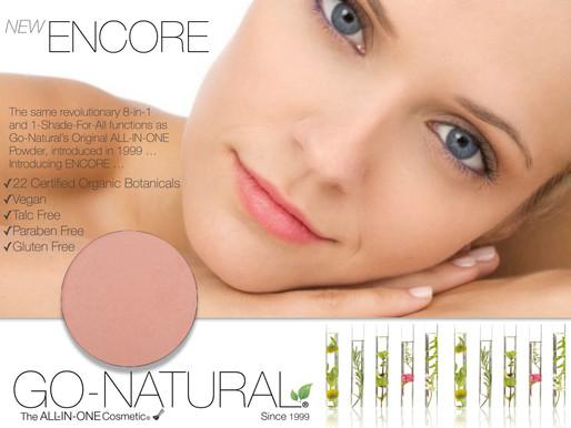 Go-Natural Introduces ENCORE