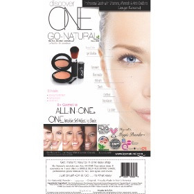 Go-Natural® The All-In-One Cosmetic® Pac