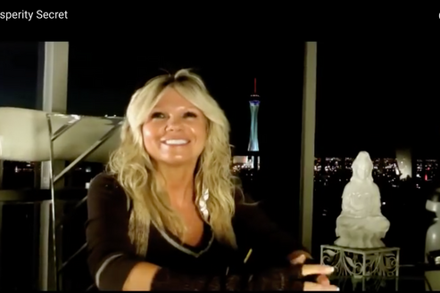 The Prosperity Secret Trailer ~ Interviews Go-Natural Founder Michele Kish