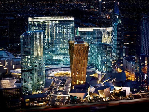 What Happens In Vegas ... Is Coming To You Live From Go-Natural City Center Las Vegas ... Stay Tuned