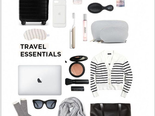 Travel Essential ~ 1 Single Product Replaces 8 ~ Go Minimalist !