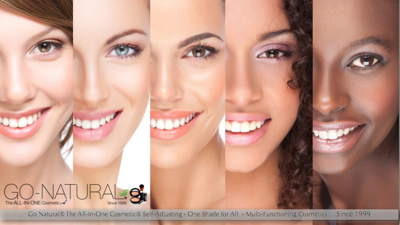 1-Self-Adjusting Shade - Go-Natural® The ALL-IN-ONE Cosmetic®