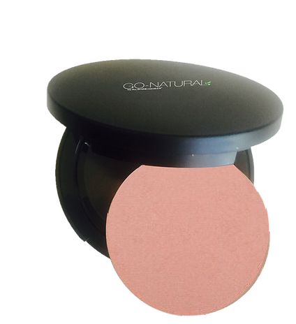 Go-Natural All-In-One Makeup Magnetic Refillable Custom Compact with Refill