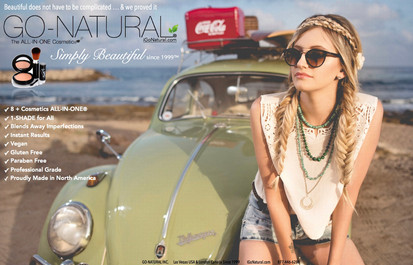 Simply Beautiful Go-Natural All-In-One