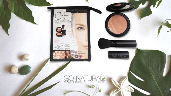 Go-Natural® The ALL-IN-ONE Cosmetic®