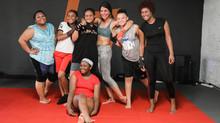 Building a community through Martial Arts