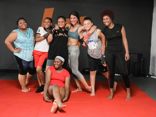 Building a community through Martial Arts