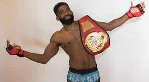 Chirs Curtis-Welterweight