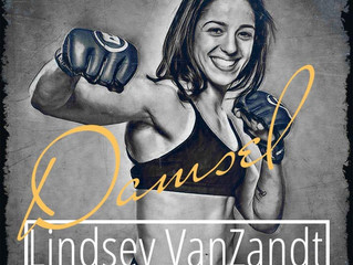 "Fighter Talk-Lindsey ""Damsel"" VanZandt"